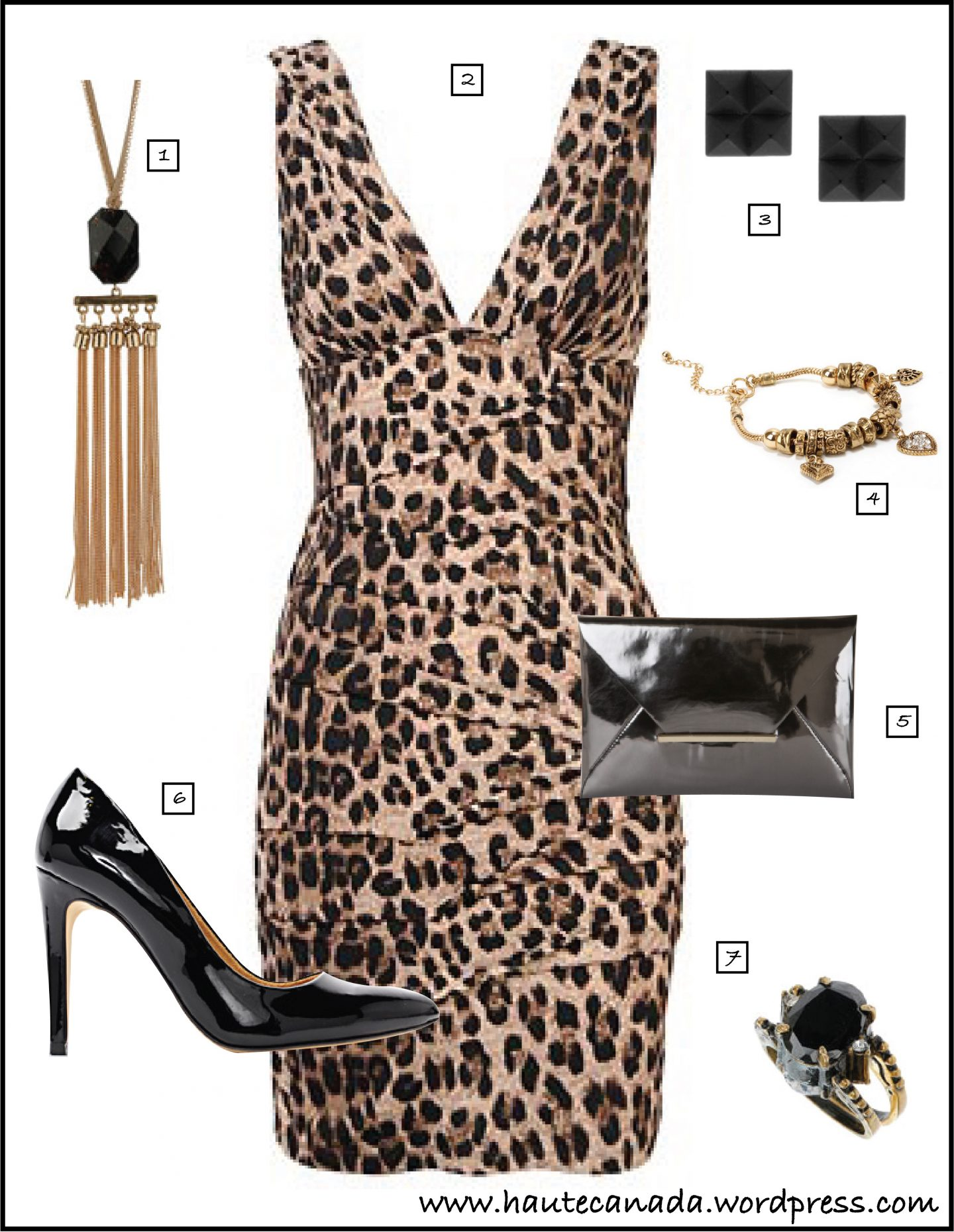 Haute's Online Stylist: A Lust for Leopard