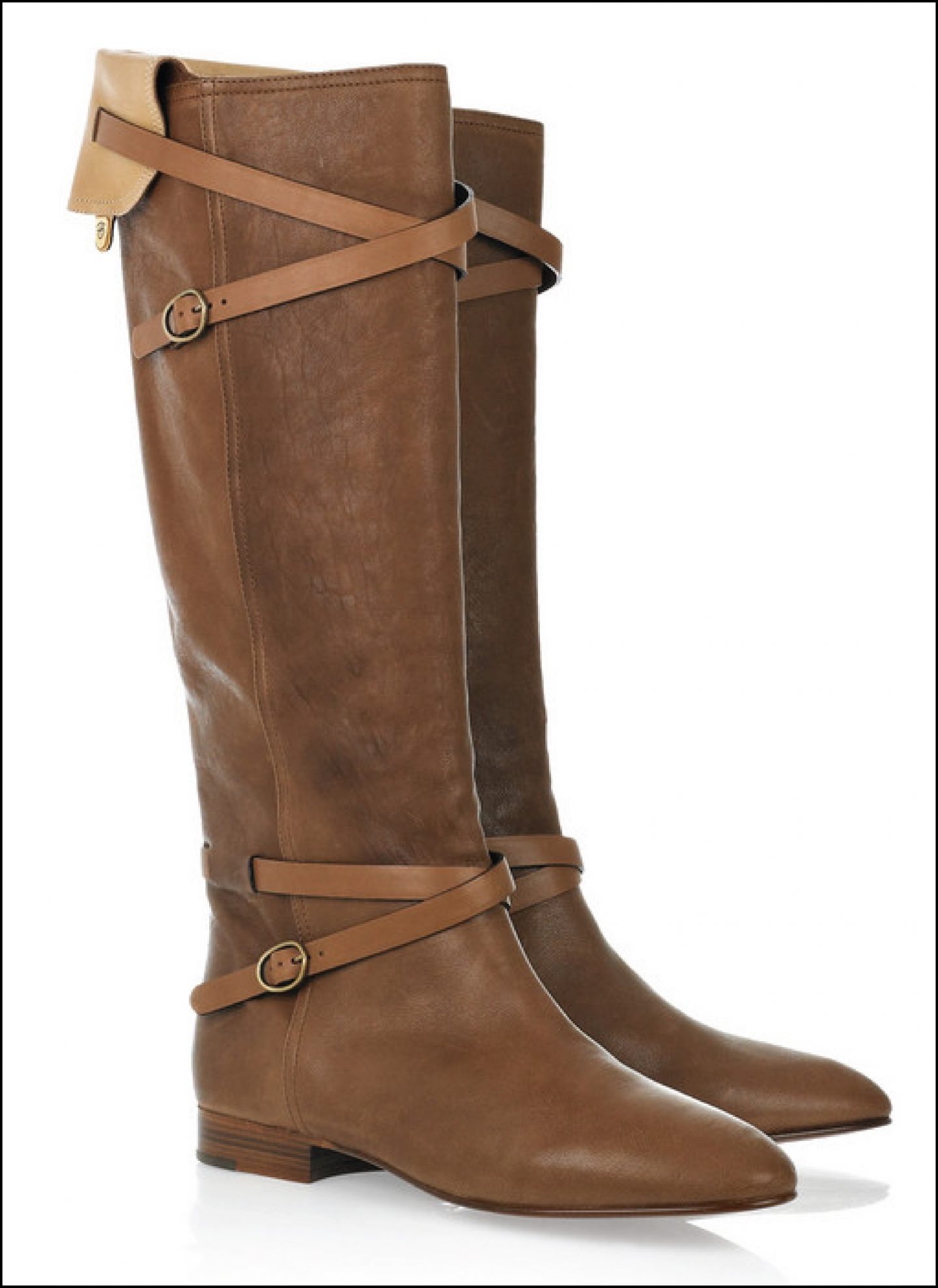For The Love Of Shoes: Brown Boots for Fall