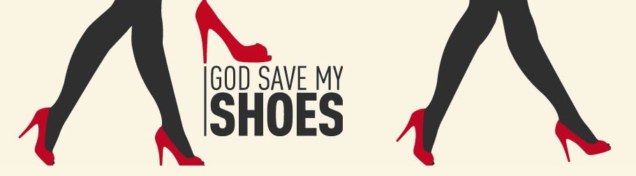 God Save My Shoes – Nationwide release TODAY!!!