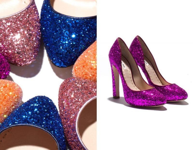 Miu Miu Shoes That Sparkle