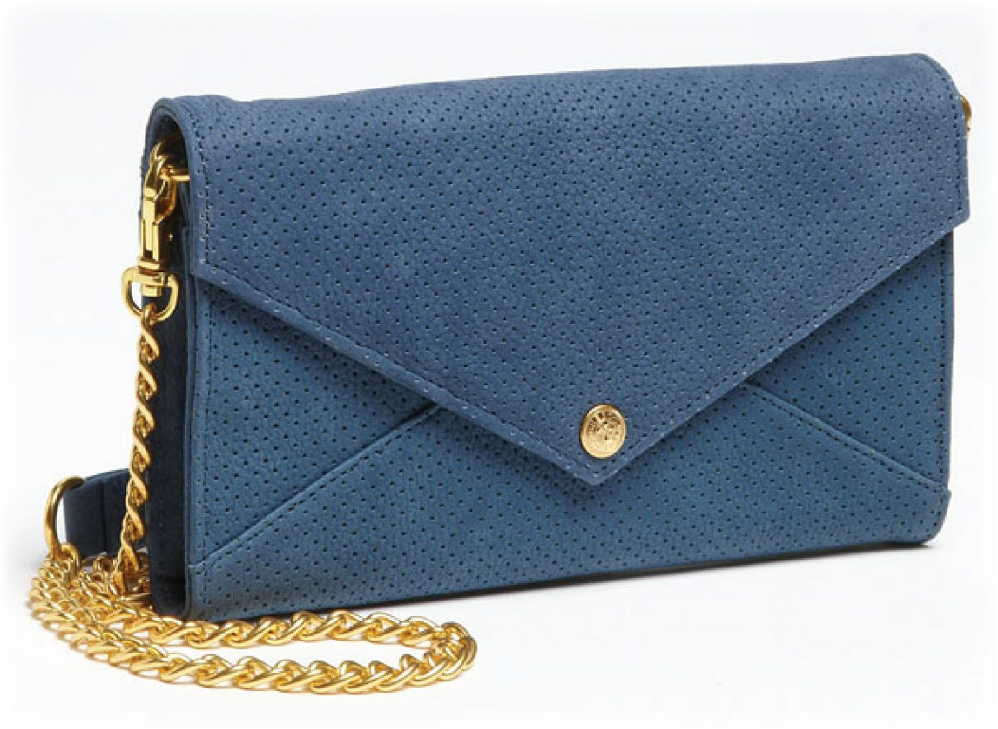 Rebecca Minkoff – Perforated Wallet on a Chain
