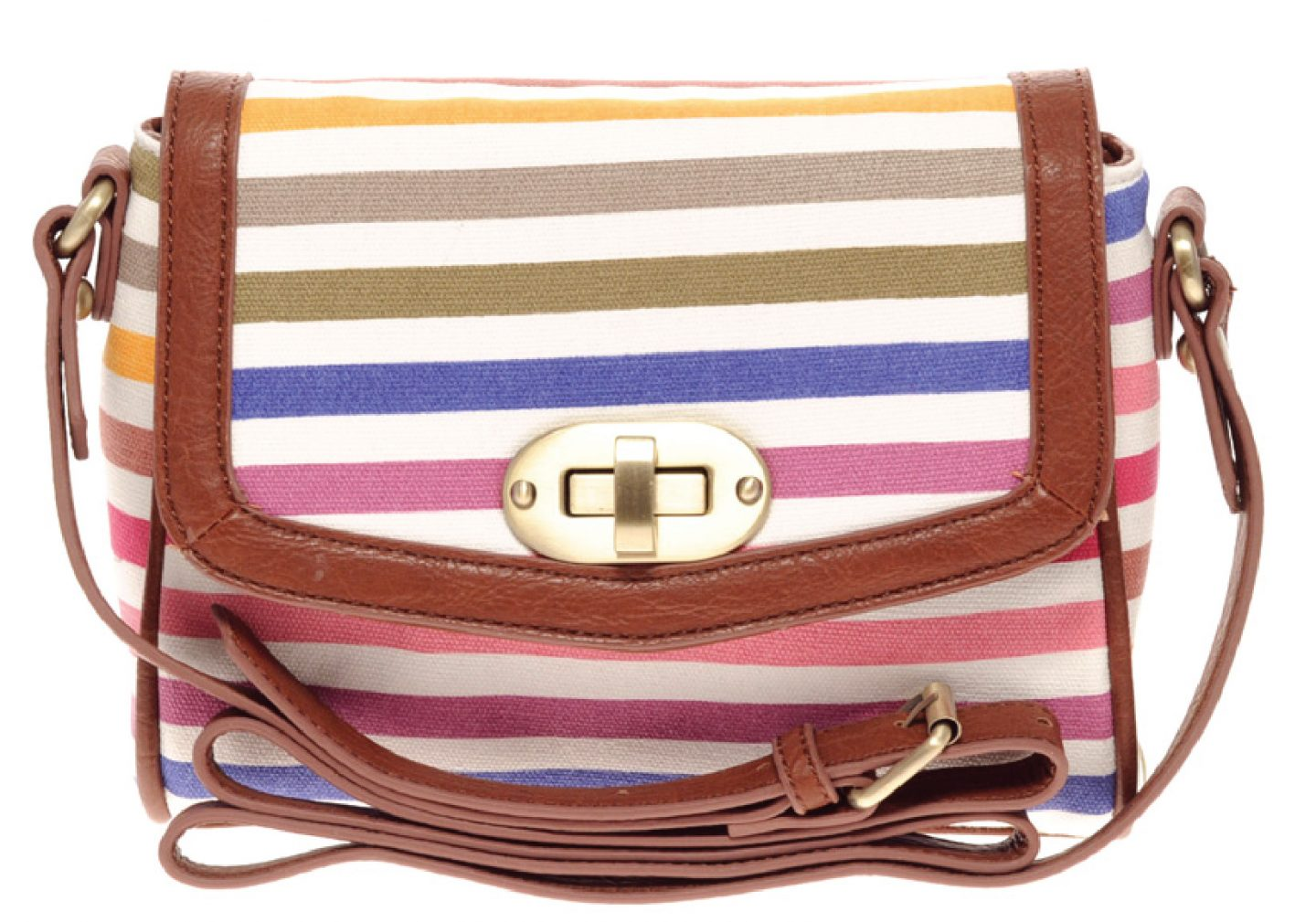 Aldo – Orear Stripe Crossbody Bag