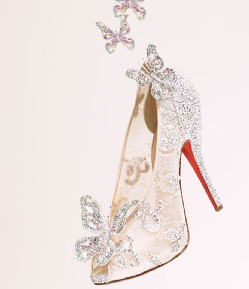 A Fairy Tale Come True by Christian Louboutin
