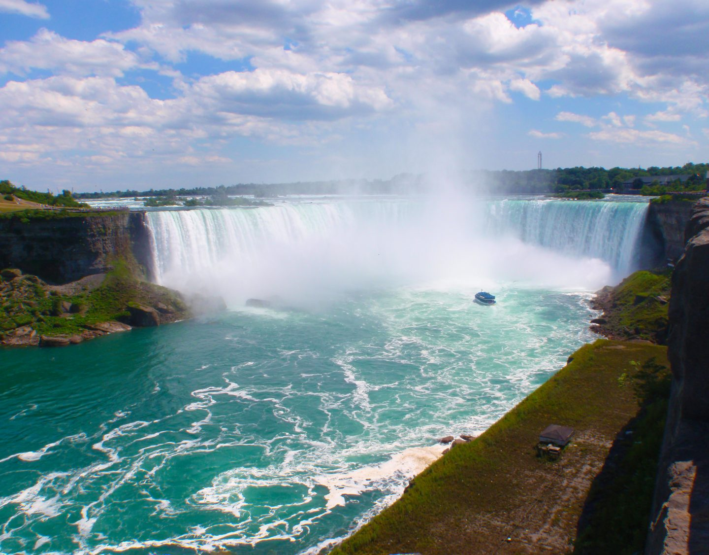 My Canada Day at Niagara Falls