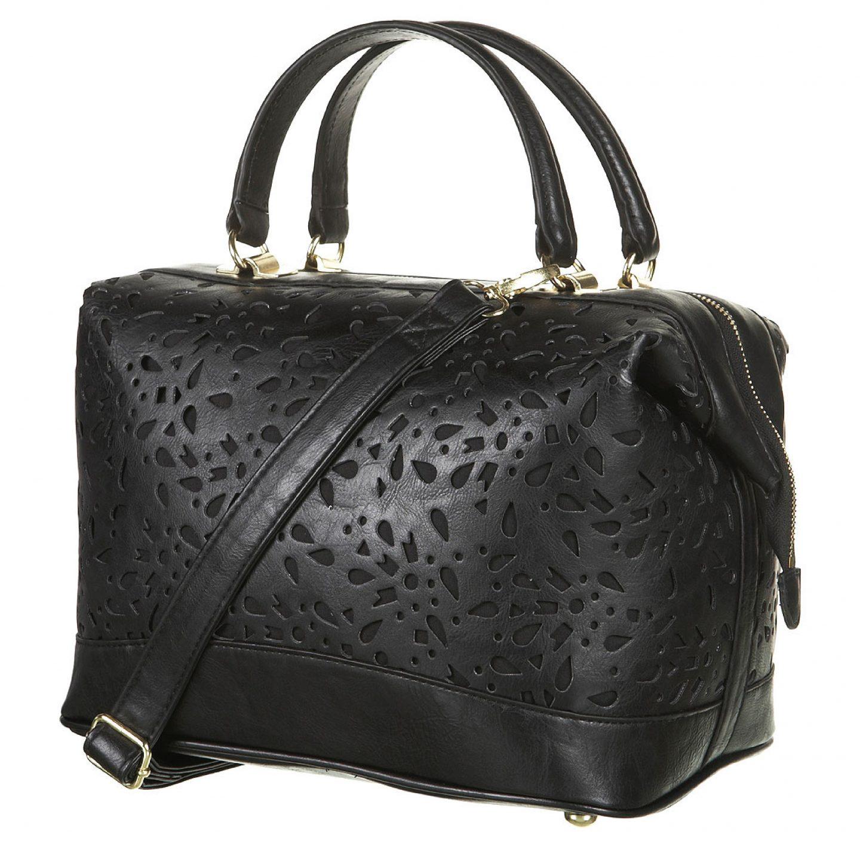 Topshop Cutout Holdall Bag