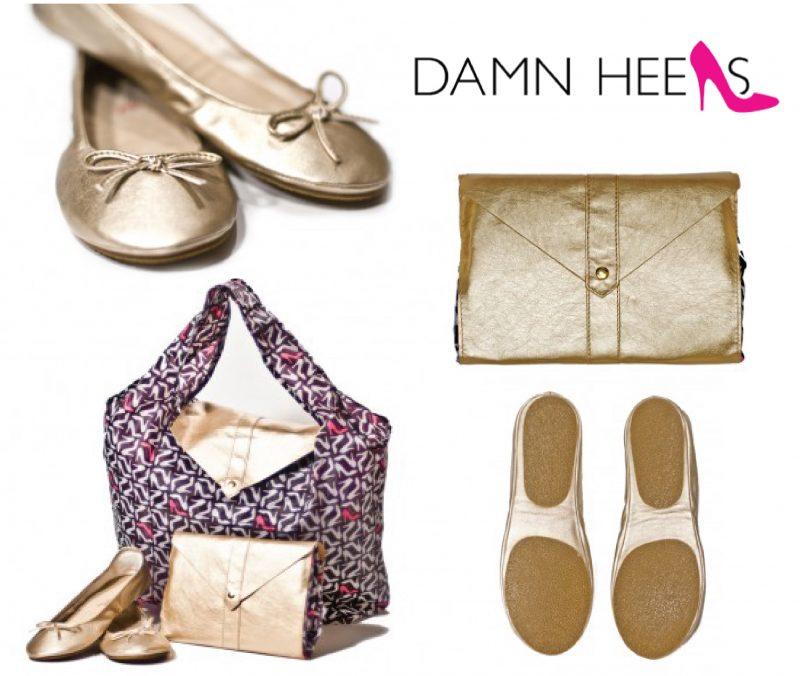Damn Heels: Portable Flats