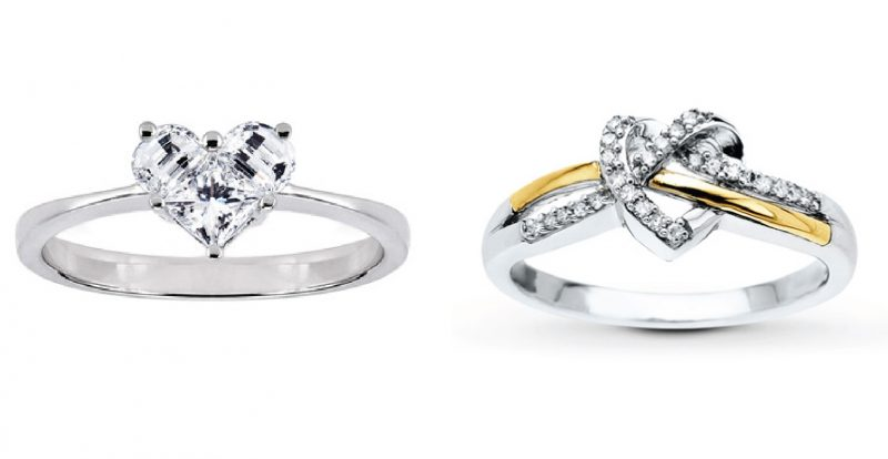 Heart Rings – The Spirit Of Valentine's Day!