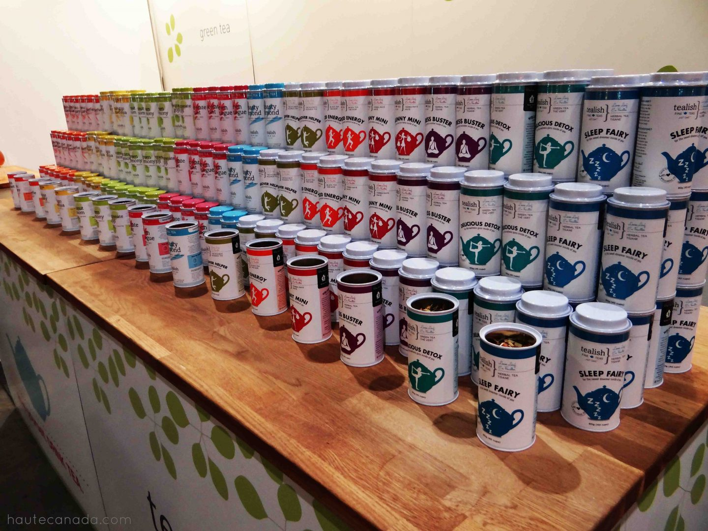 One Of A Kind Show Toronto: Tea & Flavour Booths You Must Visit!