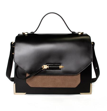 Bag Crush: Mackage – Jori Leather Top Handle