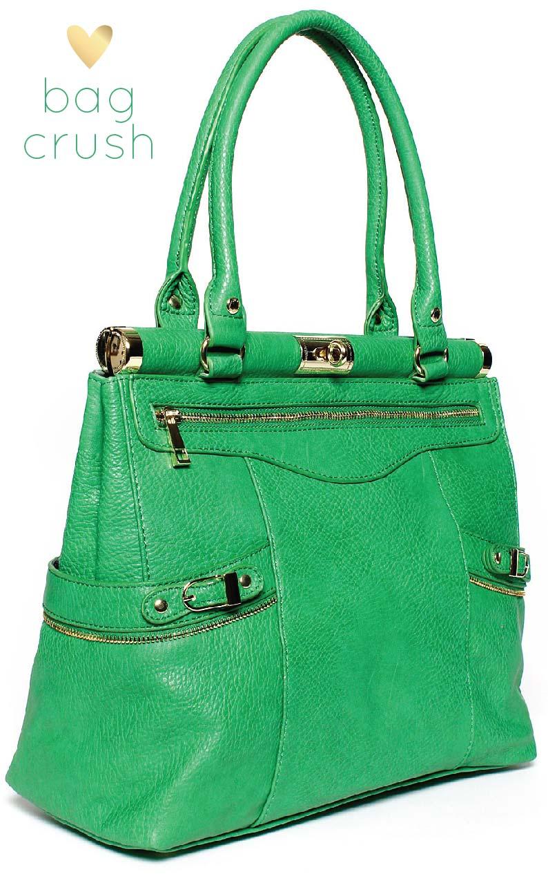 Bag Crush: Olivia + Joy – Swanky Satchel