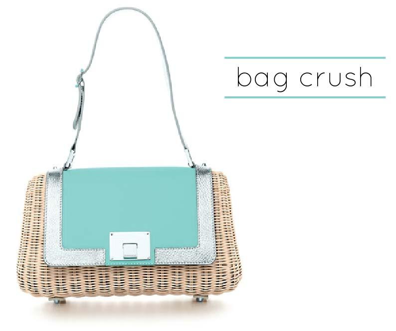 Bag Crush: Tiffany & Co. – Devin Frame Bag