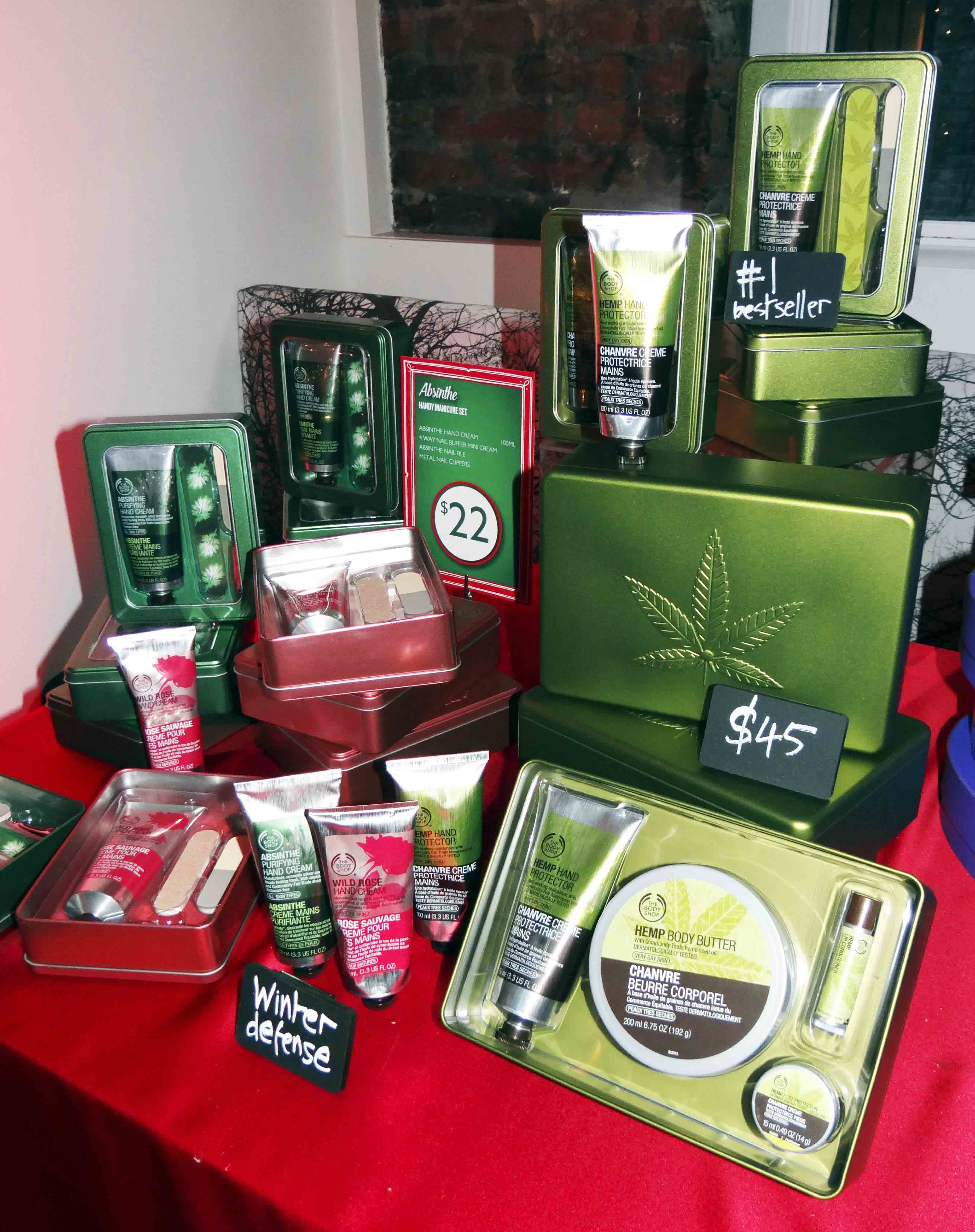 Holiday Gift Collection from The Body Shop - hautecanada.com - 14