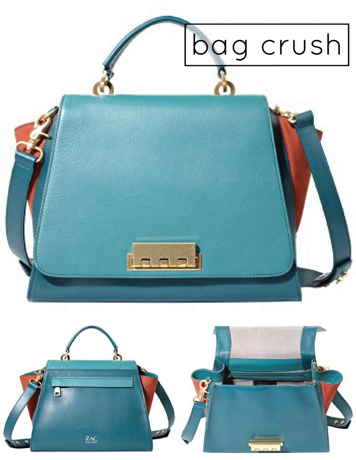 Bag Crush: Zac Zac Posen – Eartha Soft Top Handle Bag