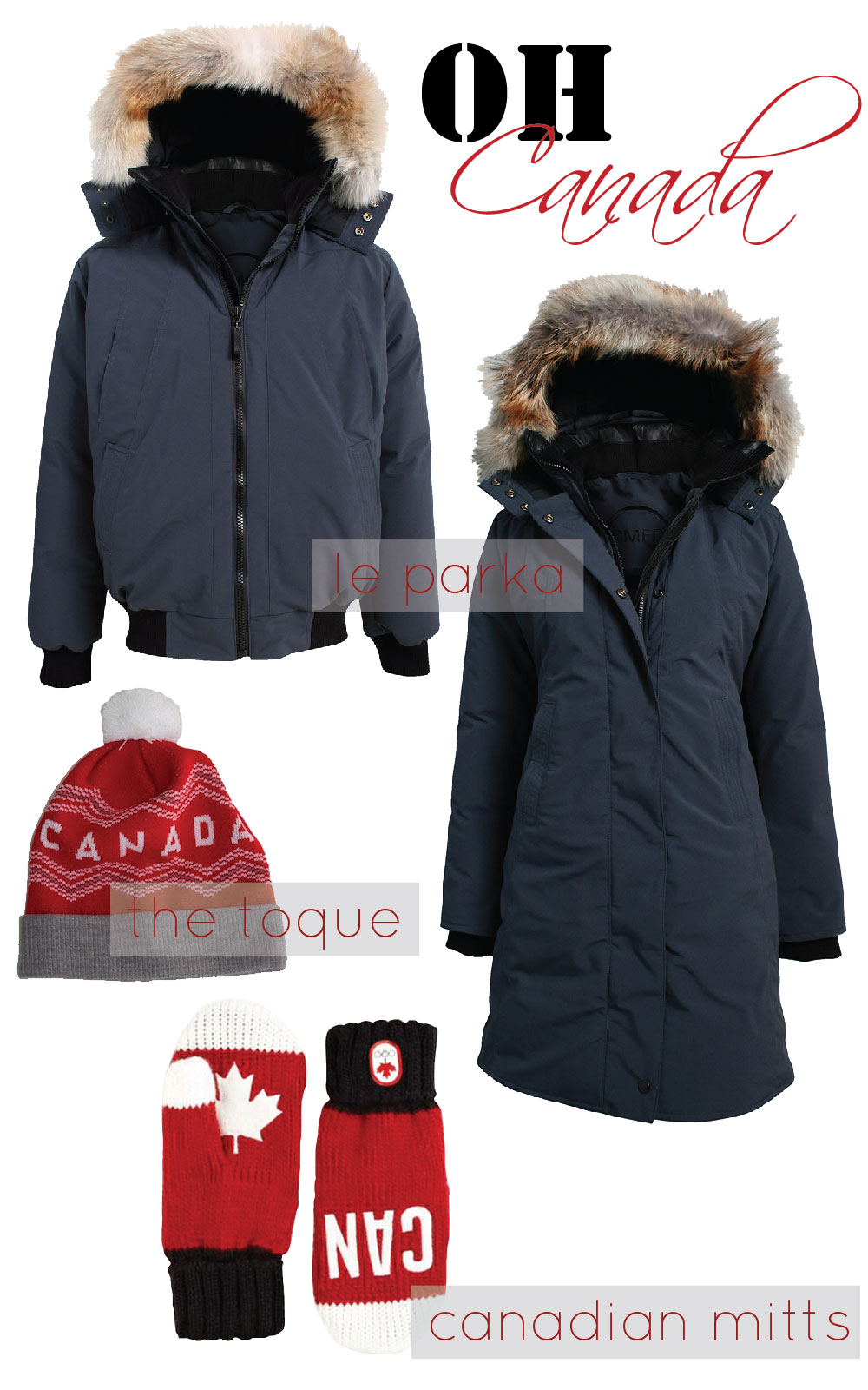 What is Canadian Fashion? // Guest post on Woodhouse blog