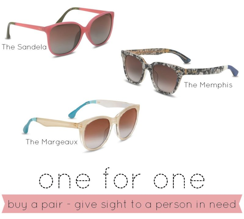 Buy Sunglasses – Give Sight To Someone In Need {TOMS one for one}