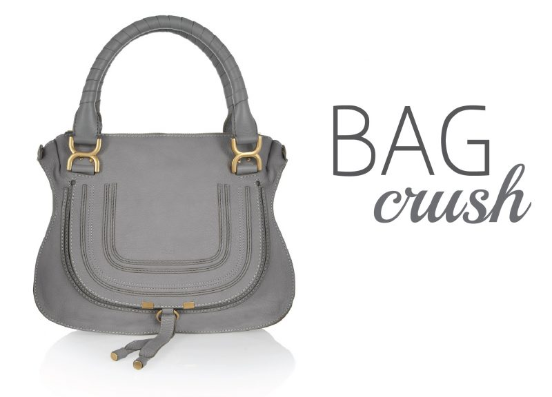 Bag Crush: Chloé, The Marcie Textured Leather Tote