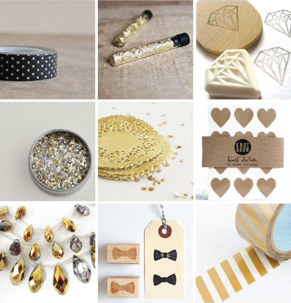 Join The Fun! Etsy's Craft Party this Thursday + few of my favourite finds