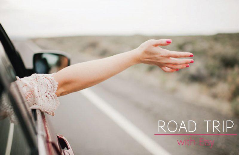 Etsy Road Trip! {Plus, Shop My Etsy Road Trip Essentials}