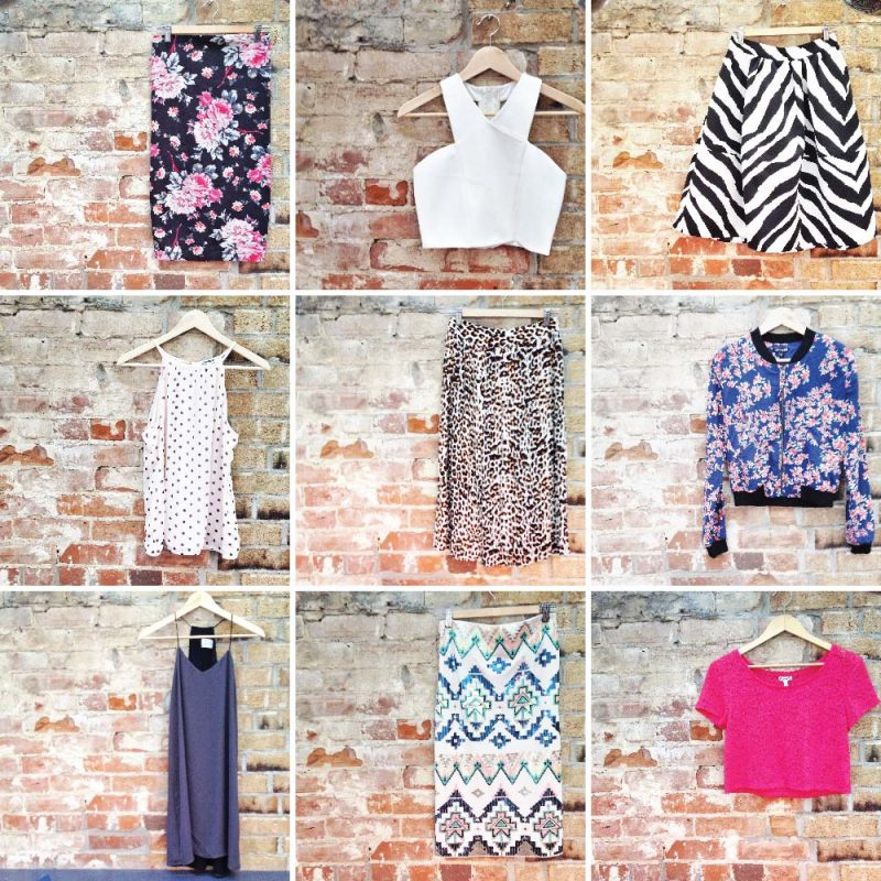 Currently Coveting {pretty much all summer fashion pieces at EXPRESS}