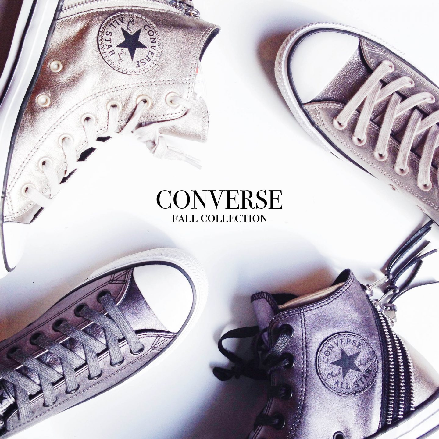 Fall Fashion Trends Alert: The Fall Converse Collection