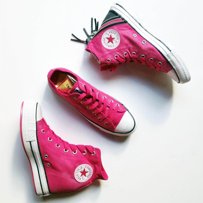 Hot-Pink-Converse-All-Star-Chucks