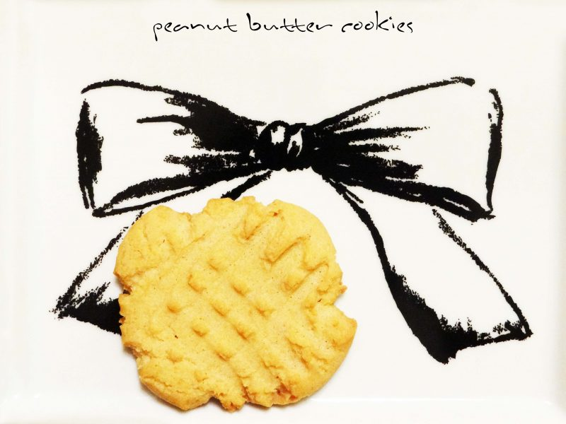 Peanut Butter Cookies Recipe {Made With My New KitchenAid Stand Mixer}