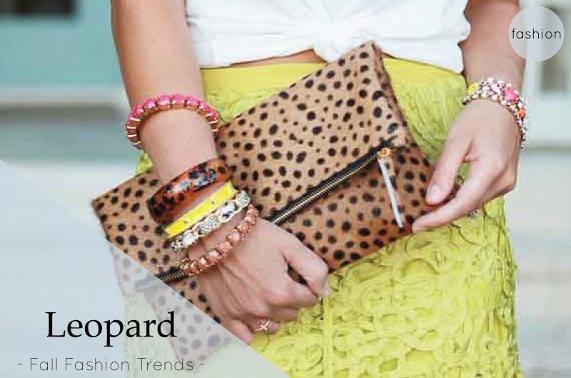 Fall Fashion Trend: Leopard