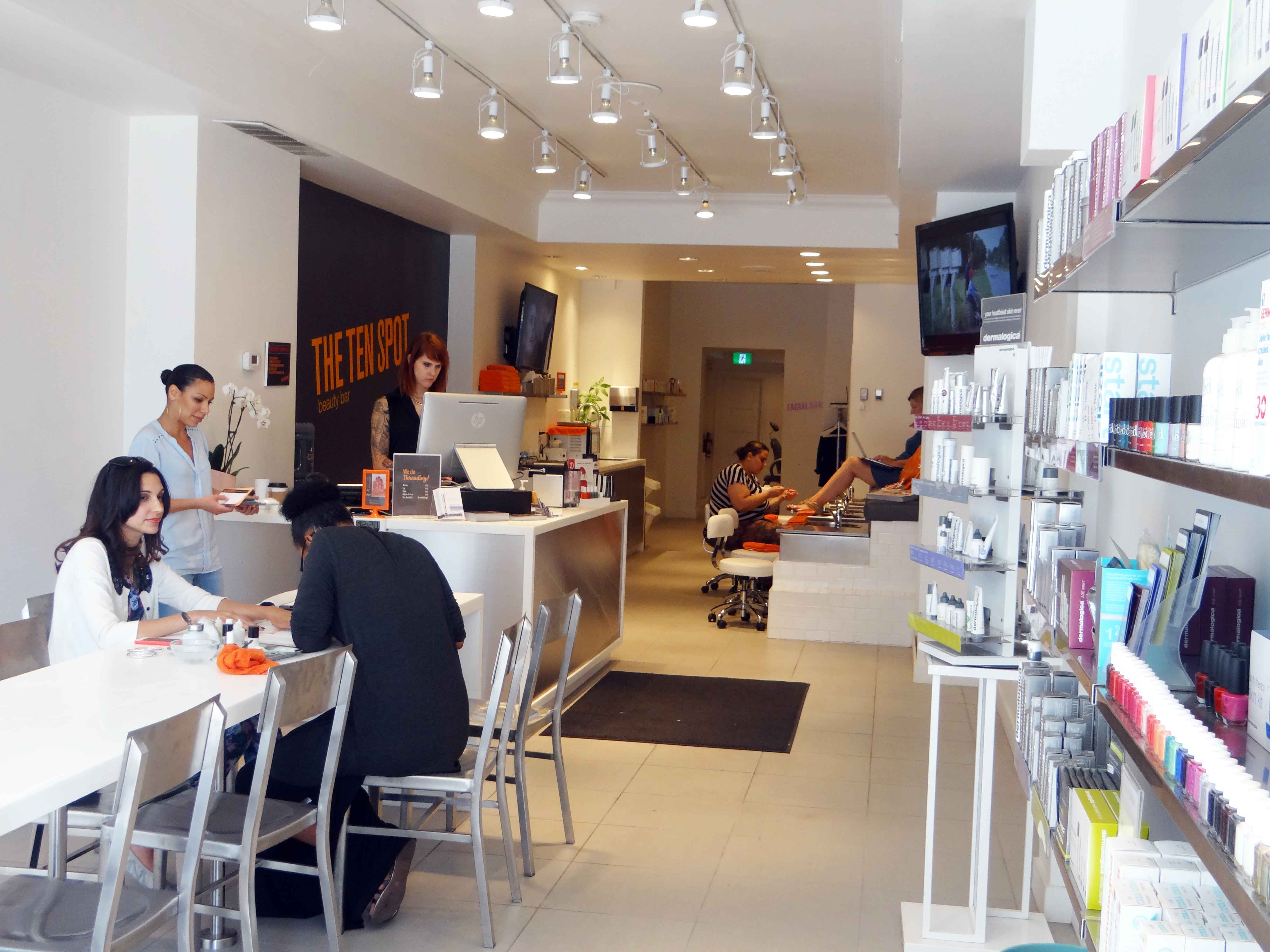 Forest Nail Spa Toronto On
