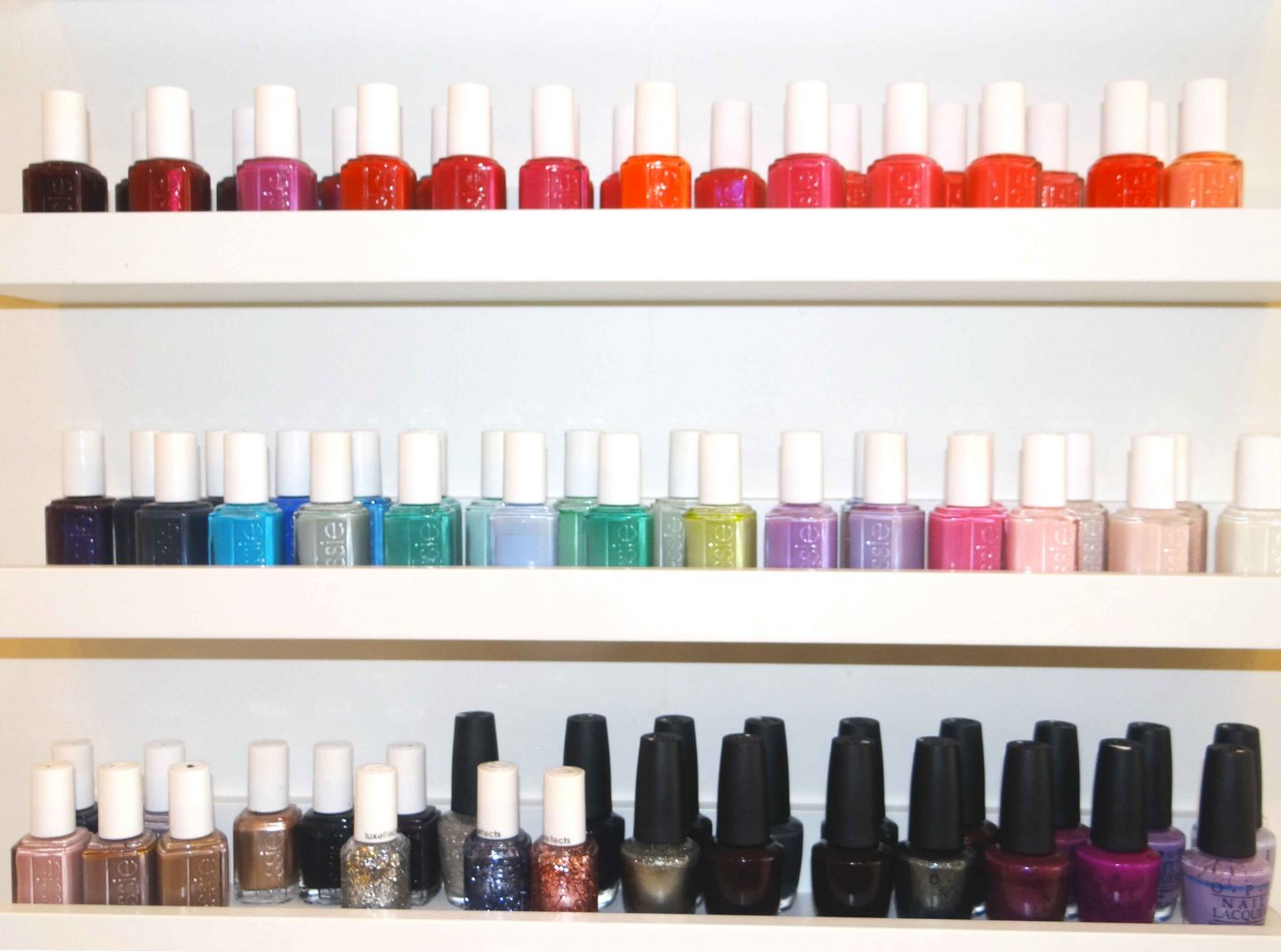 Manicures at The Ten Spot {Forest Hill, Toronto}
