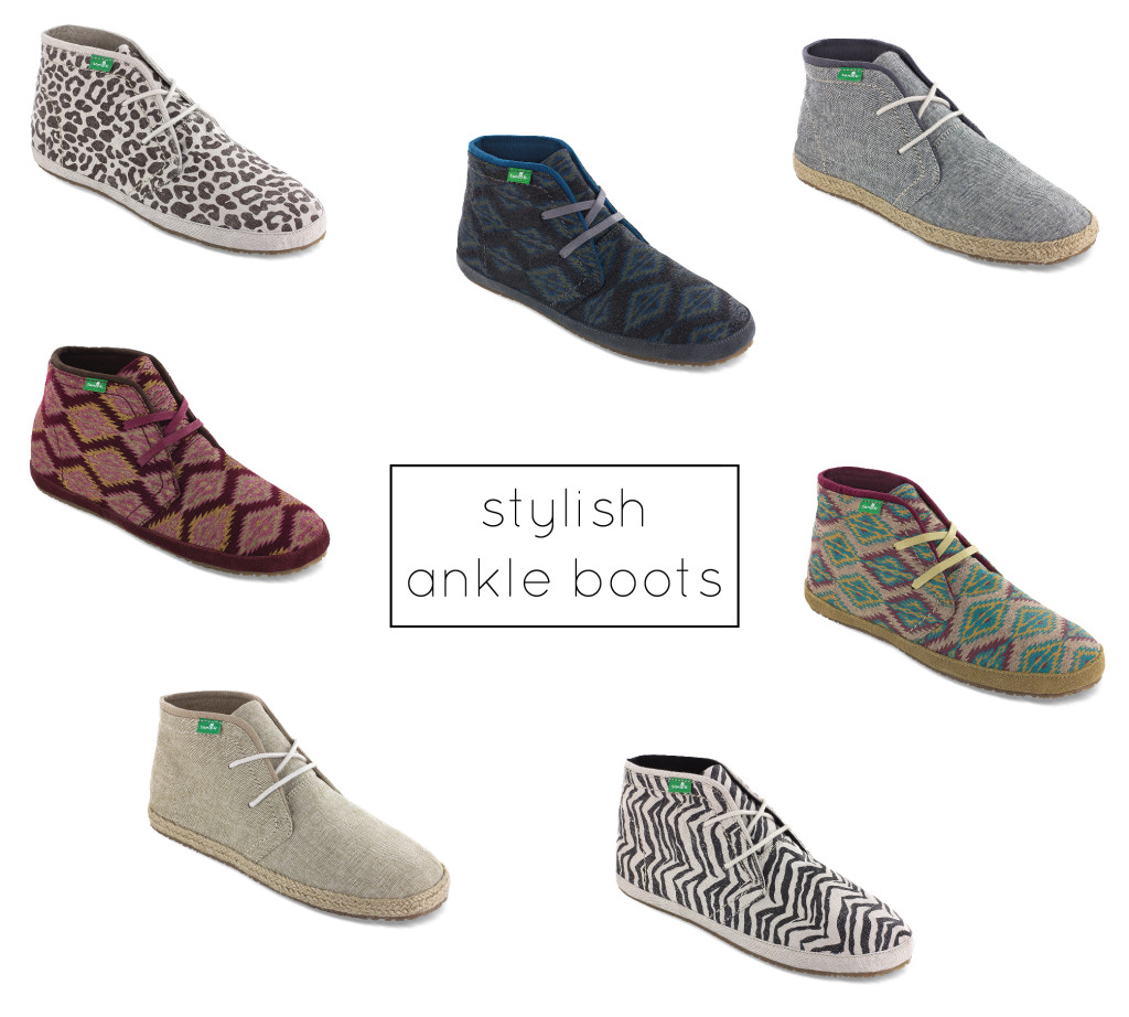 Sanuk-Stylish-Fall-Footwear-Ankle-Boots