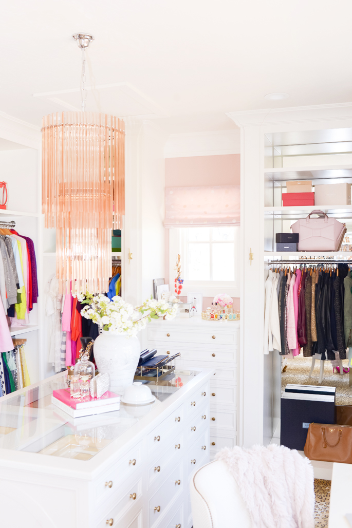 A Gorgeous Office Closet Rach Parcell From Pink Peonies