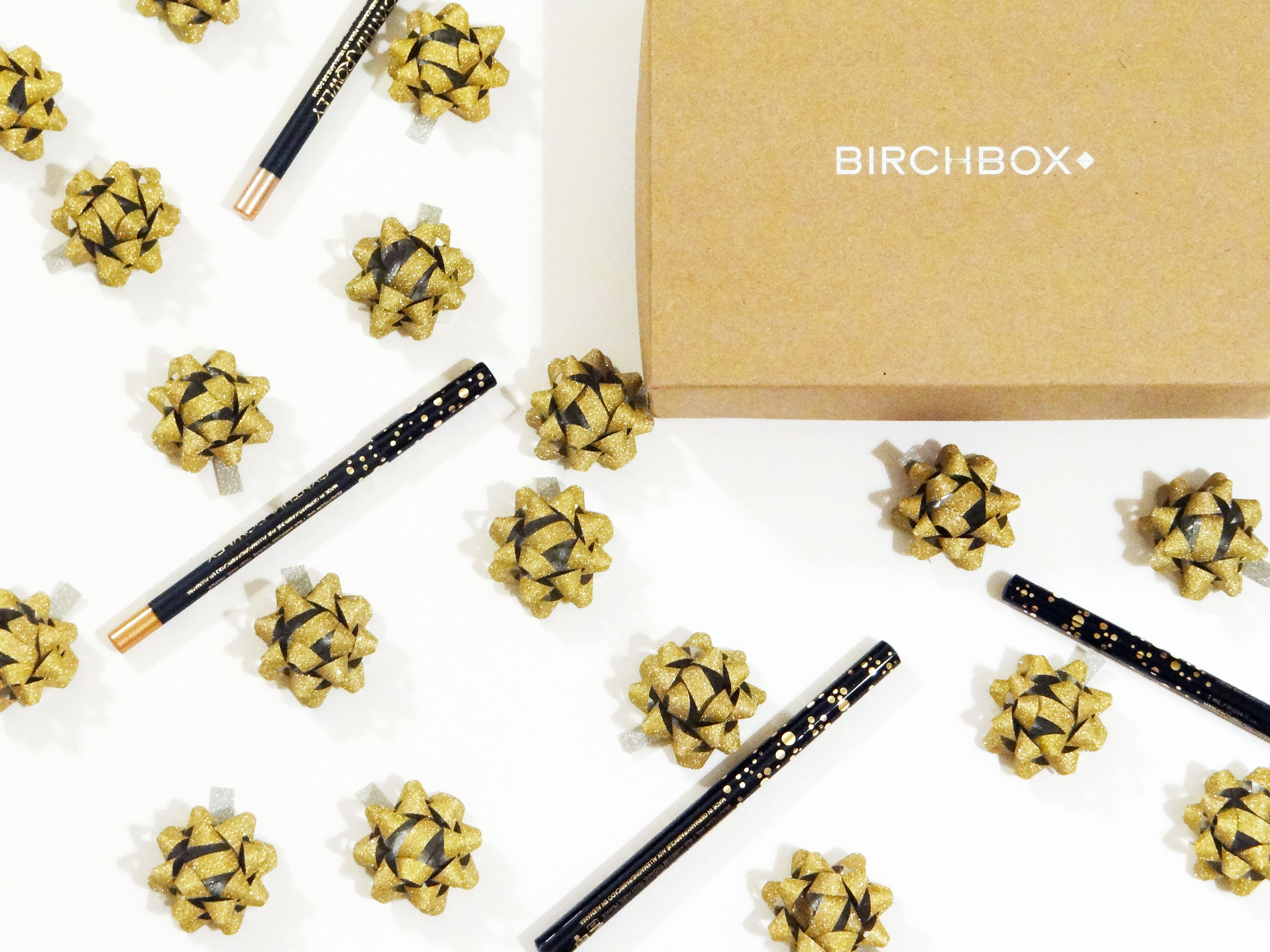 eye liner pencils, caitlin rowley makeup, holidays, christmas, gift ideas, holiday gifts, christmas gift ideas, gifts for her, Beauty, Make up, subscription box, birchbox, beauty box