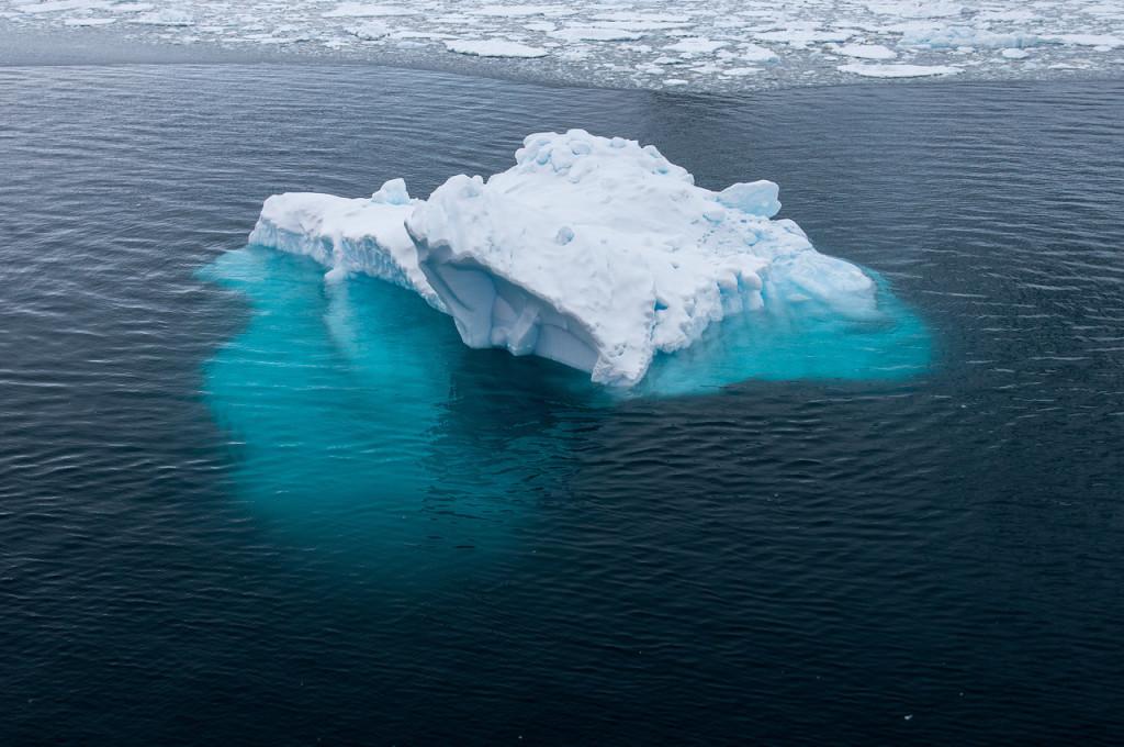Blue-Iceberg-Antarctica-Scenery-Travel-Blog