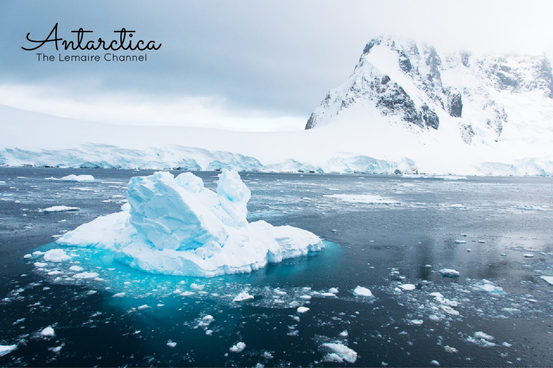 Travel // Lemaire Channel, Antarctica