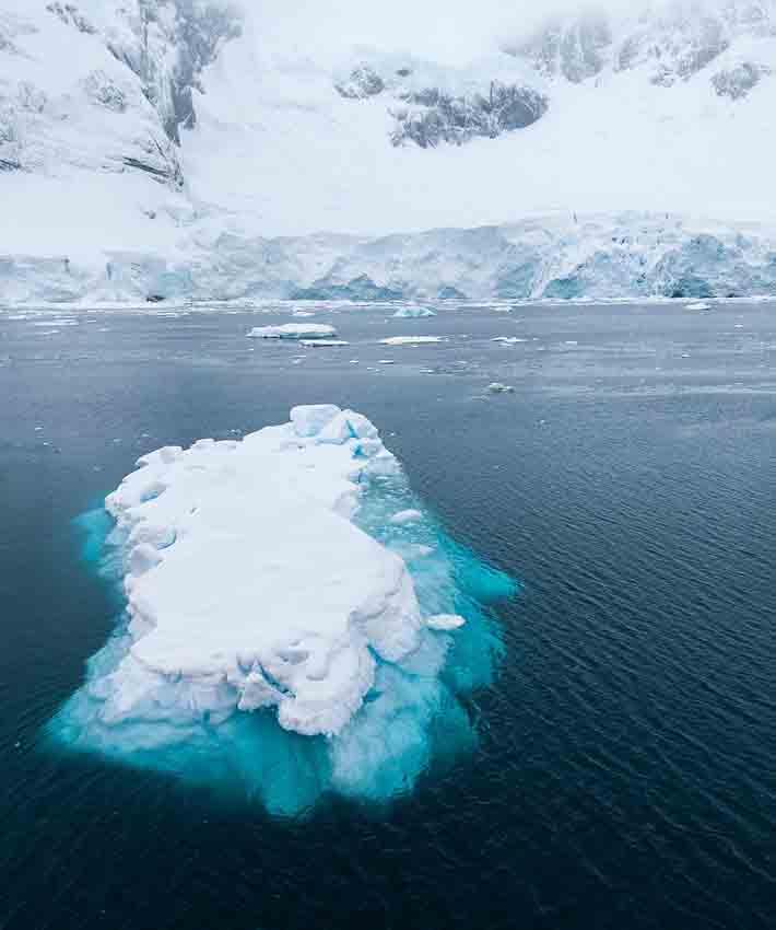 Glaciers-And-Blue-Icebergs-Antarctica-Travel
