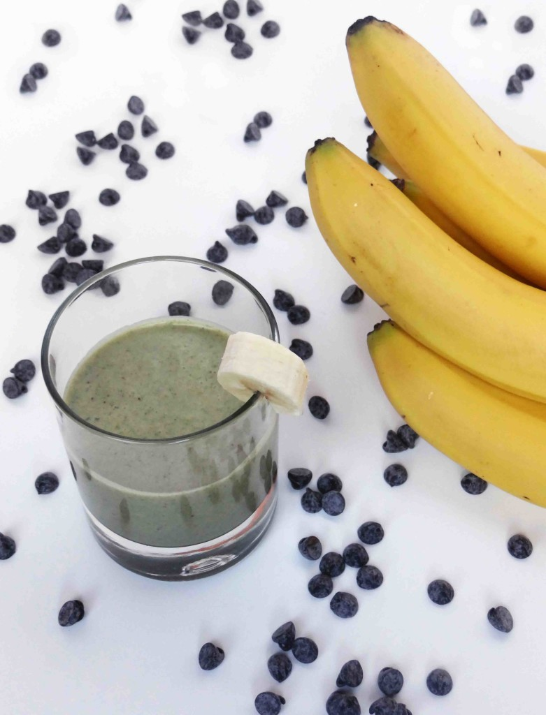 Healthy-Green-Smoothie-Easy-Breakfast-Recipe