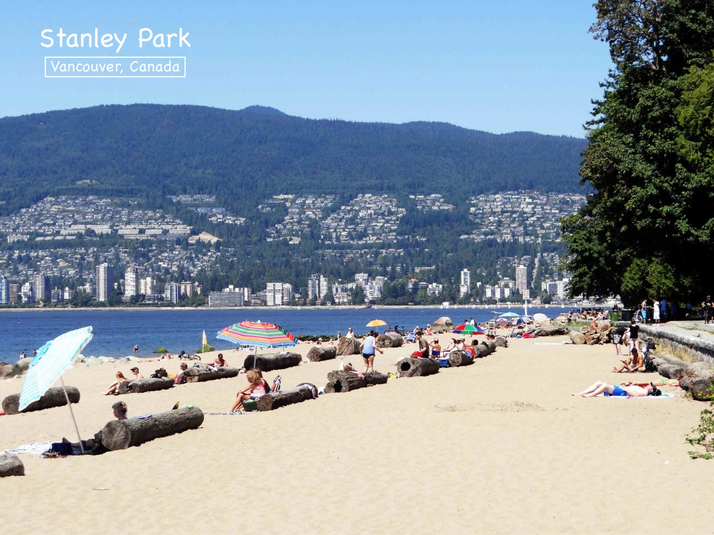 Travel: Stanley Park, Vancouver {British Columbia, Canada}