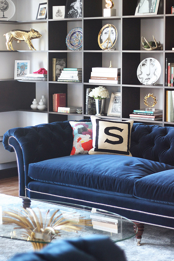 Home inspiration tamra sanford 39 s chic soho nyc loft a for Furniture stores nyc soho