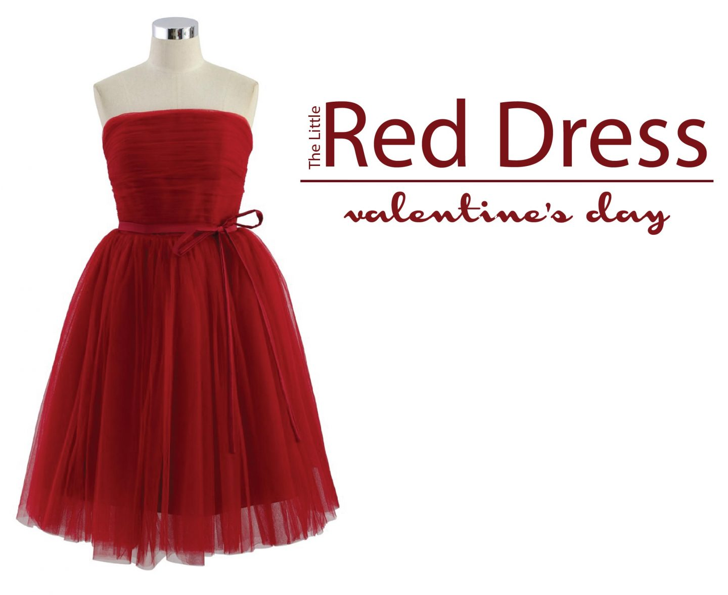 22 Dresses For Every Budget: A Valentine's Day Red Dress Guide