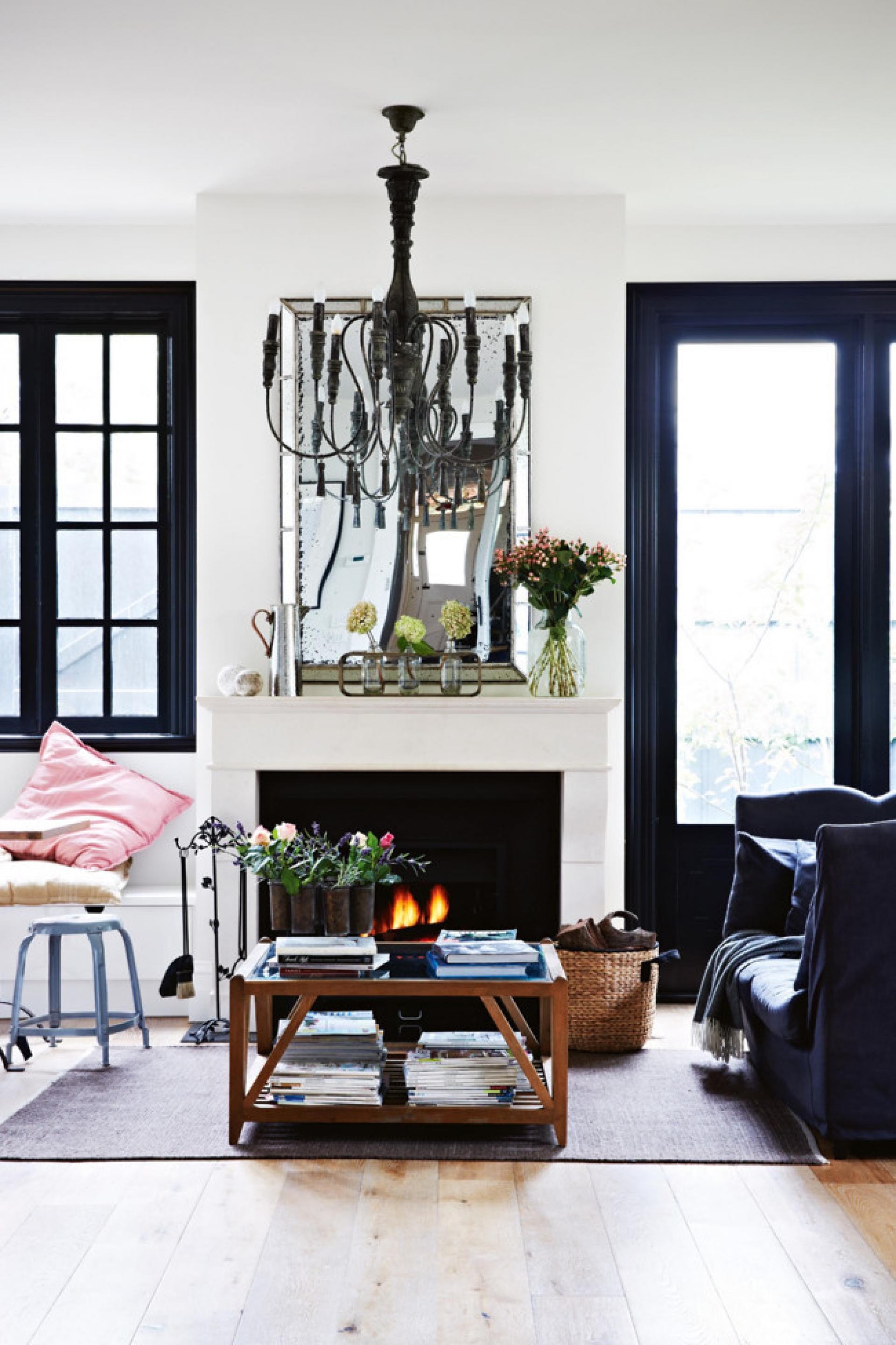 Home inspiration french style living a side of vogue for French inspired homes