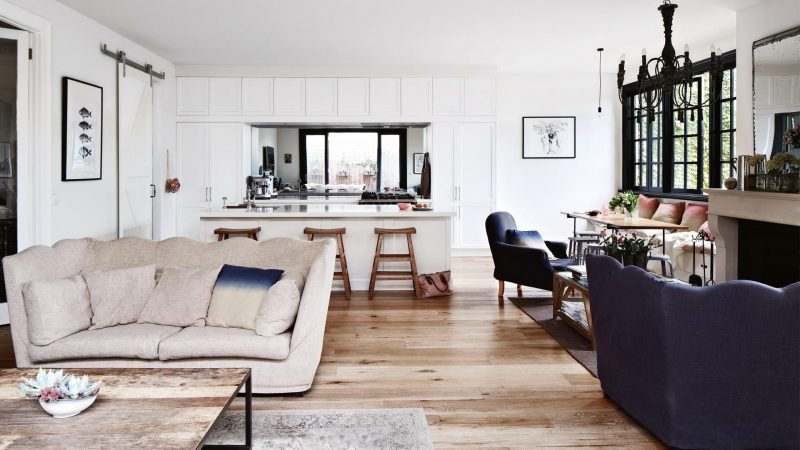 Home Inspiration // French Style Living