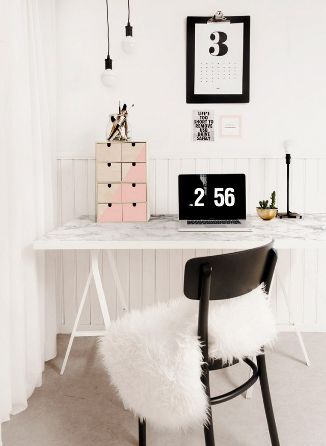 15 Ikea Hacks To Take Your Office To the Next Level