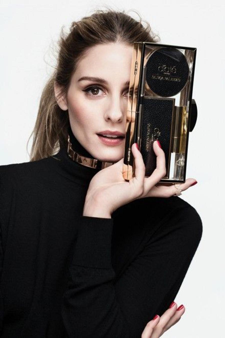 Olivia Palermo, Ciate, Make-Up, Beauty Products, Celebrity Collaboration, Nail Polish, Olivia Palermo X Ciate