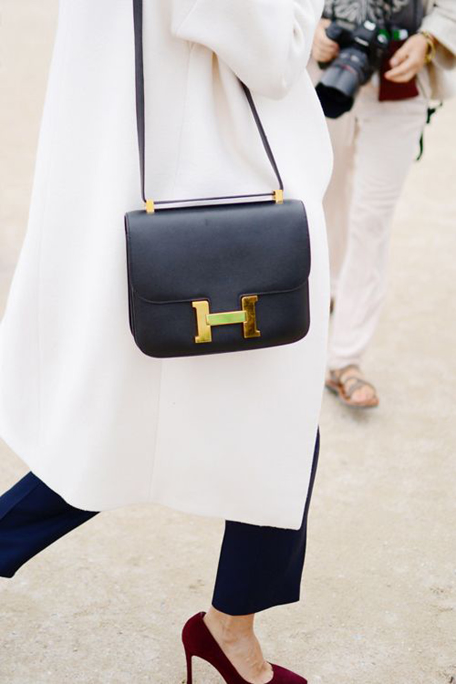 The Hermès Constance 16 Las Who Wear It So Well That You Ll Have Bag Envy
