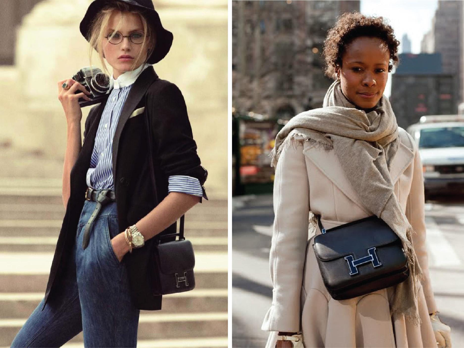 Hermes Birkin, Anastasia Barbieri, Shala Monroque, Classic Black Crossbody, The Best Designer Handbags