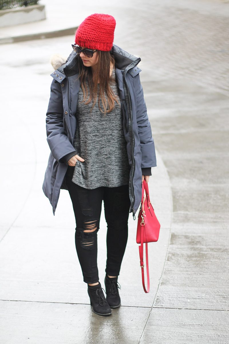 Outfit // Saying Goodbye To Winter