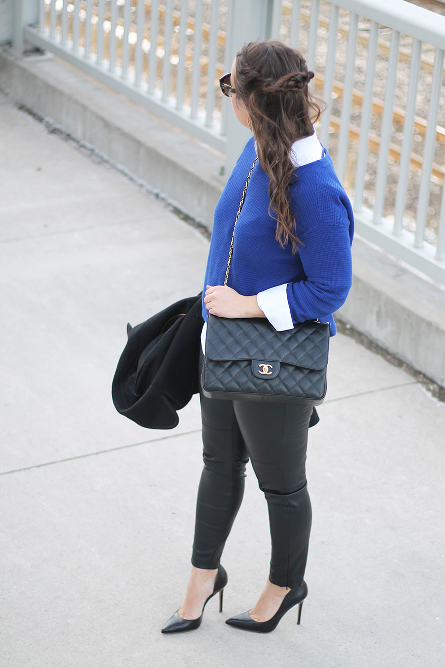 Fashion and Style Bloggers Toronto Canada, Outfit Inspiration, Spring Style
