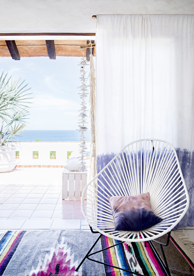 Home Inspiration // Two-Bedroom Mexican Abode