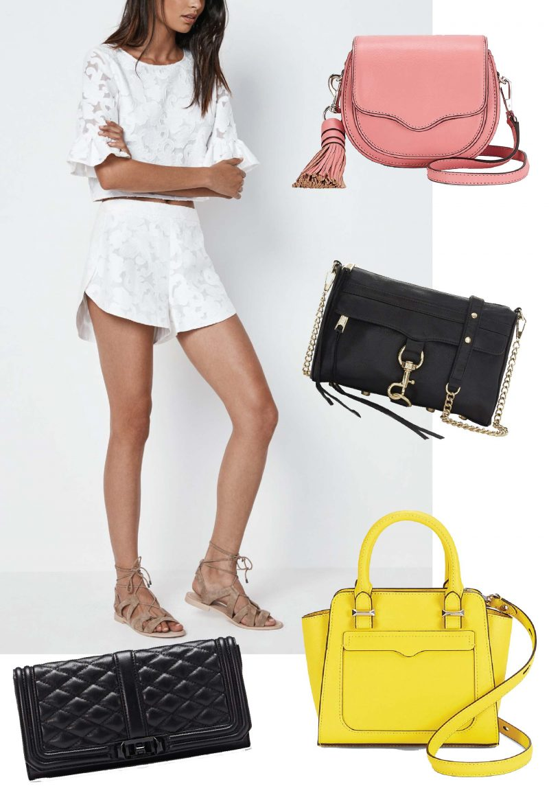 My Favourites From Rebecca Minkoff Handbags and Clothes (Online Sample Sale)
