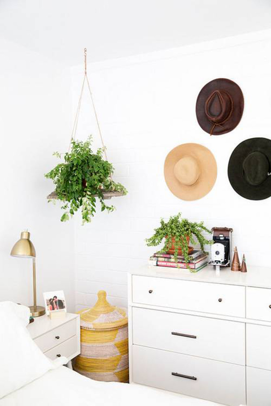 Hat Wall, Home Decor, Home Styling, Interior Design, Home Tour, Bohemian Style
